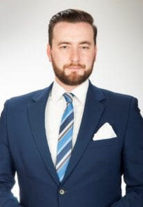 Bartosz Kaczorowski jest nowym dyrektorem zarządzającym wAssa Abloy