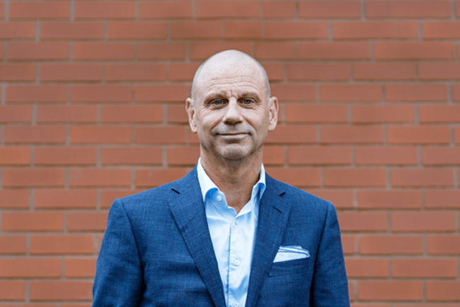 Wyniki Inwido omówił prezes, Håkan Jeppsson