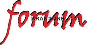 Logo Forum Branżowe